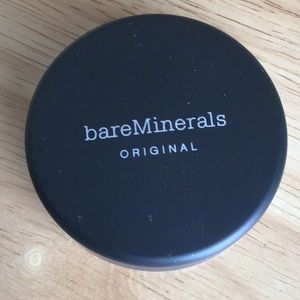 NWT BareMinerals Original Fair SPF 15 Foundation